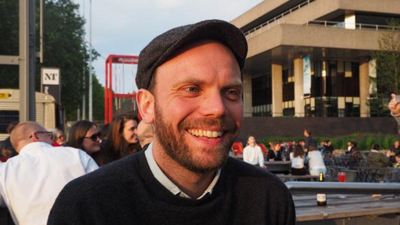 Klaus Urban von der Plattform KulturhauptSTART . Foto privat, z.V.g.
