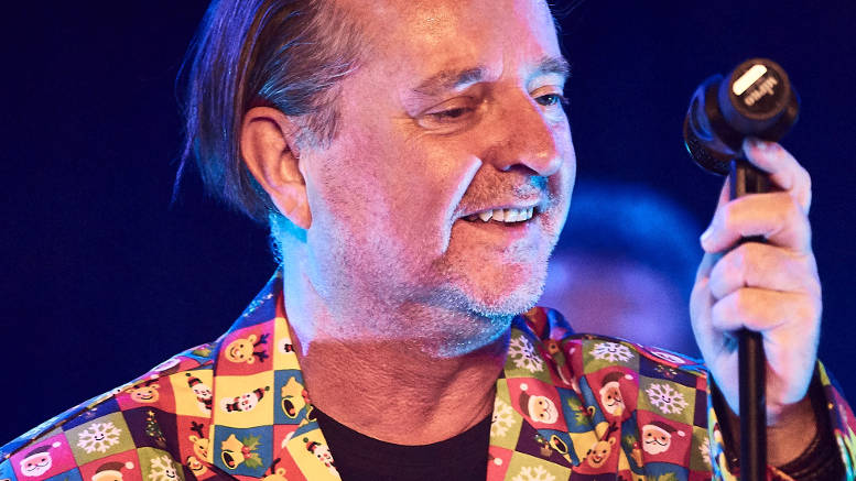 Allein die optische Reizüberflutung bei einem Ugly Fritz Konzert ist jeden Cent wert. Foto © Klaus Engelmayer, z.V.g.