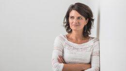 Daniela Wandl: Die Powerfrau hat seit 4 Jahren die Künstlerische Leitung der Bühne imHof über. Foto © Florian Schulte, z.V.g.