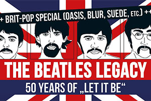 "The Beatles Legacy - 50 Years of ""Let it Be"""