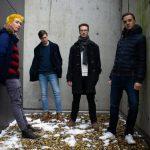 The Attic sind Felix Buchner (Guitar & Lead Voc.), Fabio Alfery (Lead Guitar & Voc.), Elias Bichler (Schlagzeug) und Oliver Hasenzagl (E-Bass & Voc). Foto: Tobias Jungmeier, z.V.g.