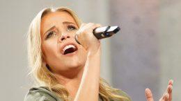 Nataly Fechter performt vor der DSDS-Jury. Foto: TV/NOW Stefan Gregorowius, z.V.g.