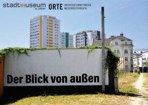 Der Blick von außen @ Stadtmuseum St. Pölten