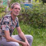 Markus Weidmann-Krieger im Sonnenpark - Park der Vielfalt, Foto Sophie Schilcher, z.V.g.