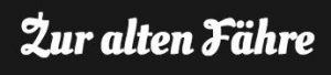 Logo Zur Alten Fähre