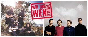 Baulückenkonzert Ernst Molden & Das Frauenorchester * Garish @ Wir sind Wien.Festival