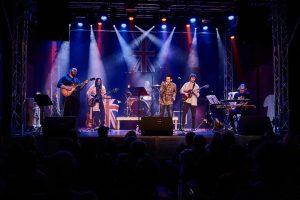 Beatles Tribute mit Pepperland Express @ VAZ St. Pölten