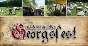 Mittelalterliches Georgsfest @ Araburg
