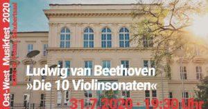Ludwig van Beethoven »Die 10 Violinsonaten« @ BRG/BORG St. Pölten