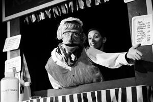 Puppentheater in der Bühne im Hof @ Bühne im Hof