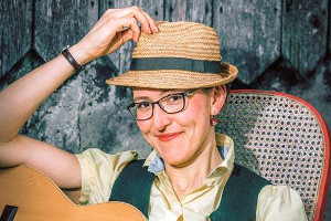 "Ersatztermin (05.04.) Martina Schwarzmann - ""Genau richtig"" @ Stadtsaal Tulln"