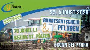Bundesentscheid Pflügen 2020 @ Brunn