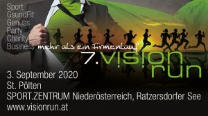 Vision Run - Mehr als ein Firmenlauf 2020 @ Sportzentrum NÖ
