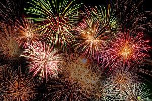 Großes Feuerwerk zur Tullner Gartenbaumesse @ Donaubühne Tulln