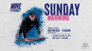 Sunday Morning Session mit Michael Peter Beer @ Amstetten Hauptplatz