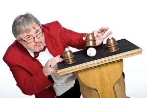 Zaubershow mit Peter Pudill @ City Center Amstetten