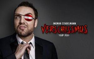 Ingmar Stadelmann • Verschissmus • Wien • Verschoben! @ WUK