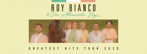 Roy Bianco & Die Abbrunzati Boys • Wien (AT) • Flex @ FLEX