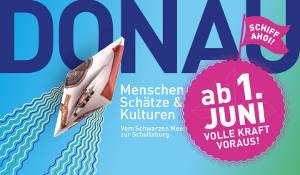 DONAU - Menschen, Schätze & Kulturen @ Schallaburg