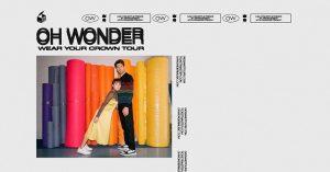 Oh Wonder   Gasometer, Vienna @ Planet TT Bank Austria Halle im Gasometer