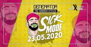 Generator presents Sickmode @ Eventstage Krems