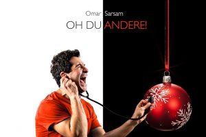 Omar Sarsam - Oh du Andere! @ Tischlerei Melk
