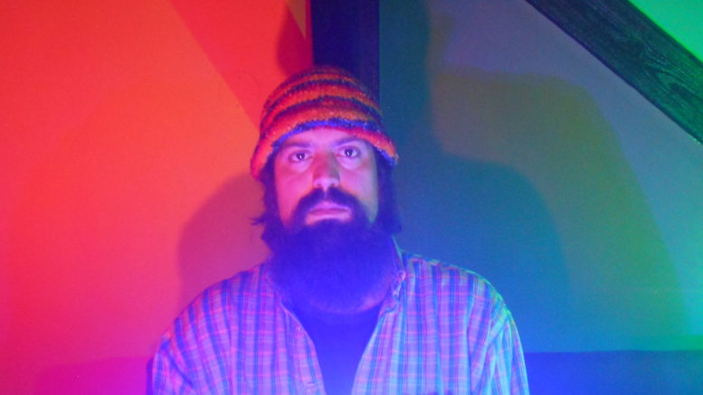 Johannes Unterweger in allen (Spektral)farben Foto: privat, z.V.g.