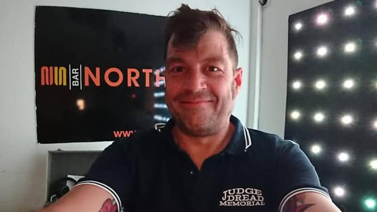 DJ Bubikocho im Northside. Foto privat