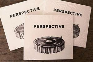 Gewinne die EP von Perspective