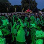 Publikum am MUSIK,STP Festival