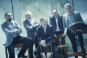 Tango Nuevo mit  dem Quinteto Astor Piazzolla @ Festspielhaus
