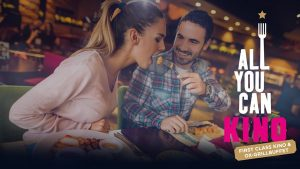 All You Can Kino: First Class Kino & OX-Grillbuffet @ STAR MOVIE (Tulln)