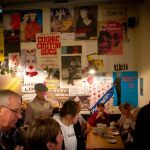 Klezmer reloaded im Café Emmi