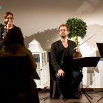 Slohmit Butbul & Ensemble Fandujo im Palais